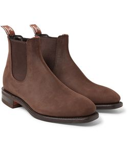 R.M.Williams   Comfort Craftsman Nubuck Chelsea Boots