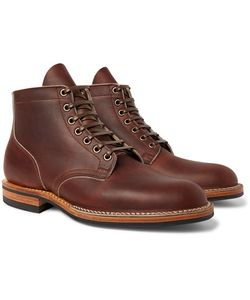 Viberg | Service Leather Boots