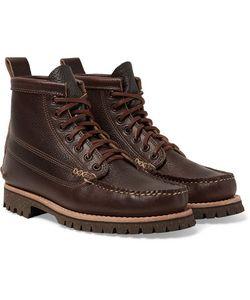 Yuketen   Full-Grain Leather Boots