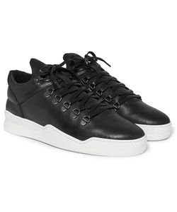 Filling Pieces | Mountain Leather Sneakers