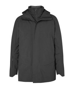 Arcteryx Veilance | Patrol Shell Jacket With Detachable Quilted Down Liner