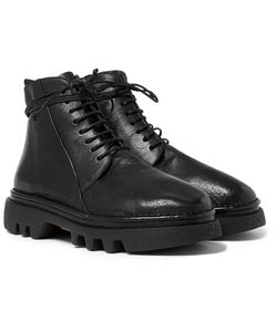 Marsell | Full-Grain Leather Boots