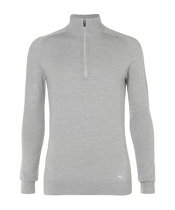Kjus Golf | Kulm Wool Half-Zip Sweater