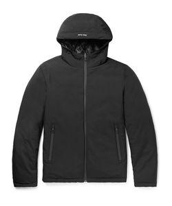 Herno Laminar   Reversible Padded Gore-Tex Hooded Down Jacket