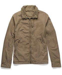 Aspesi | Reversible Cotton And Shell Jacket