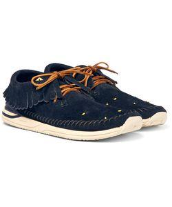 Visvim | Maliseet Shaman-Folk Beaded Suede Sneakers