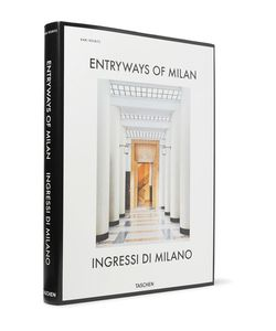 Taschen | Entryways Of Milan Hardcover Book