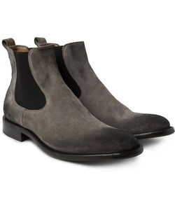 O'Keeffe | Bristol Oiled-Suede Chelsea Boots