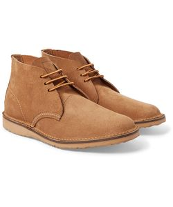 Red Wing Shoes | Weekender Rough-Out Leather Chukka Boots