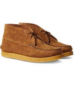 Yuketen | Sports Chukka Textu-Leather Boots