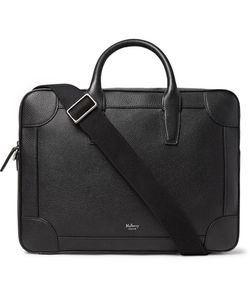 Mulberry | Full-Grain Leather Briefcase
