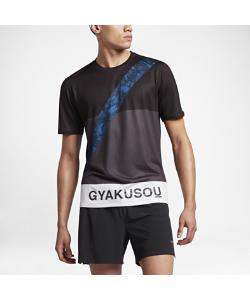 Nike | Беговая Футболка С Коротким Рукавом Nikelab Gyakusou Dri-Fit