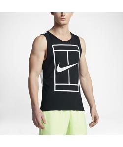 Nike | Мужская Теннисная Майка Court Dry