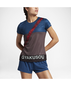 Nike | Женская Беговая Футболка С Коротким Рукавом Nikelab Gyakusou Dri-Fit