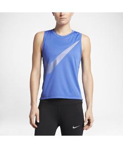 Nike | Женская Беговая Майка Dry City