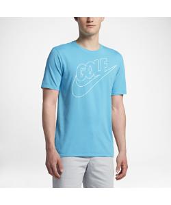Nike | Футболка Для Гольфа Dry Solar Fade