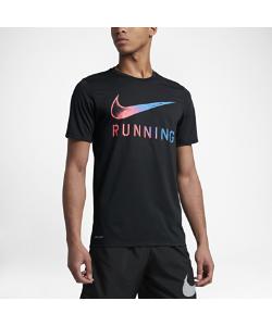 Nike | Мужская Беговая Футболка Dry