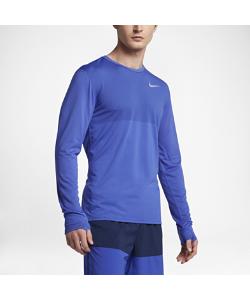Nike | Мужская Беговая Футболка С Длинным Рукавом Zonal Cooling Relay