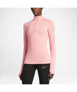 Nike | Женская Беговая Футболка С Длинным Рукавом Dry Element