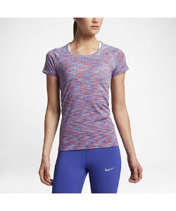 Nike | Женская Футболка С Коротким Рукавом Dry Knit