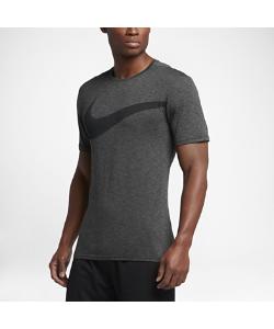 Nike | Футболка Для Тренинга С Коротким Рукавом Breathe Swoosh