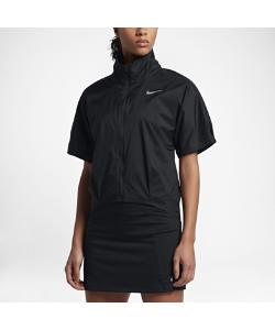 Nike | Женская Куртка Для Гольфа С Коротким Рукавом