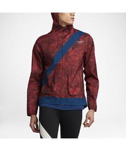 Nike | Мужская Беговая Куртка Nikelab Gyakusou Camo Leaf