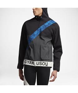 Nike | Мужская Беговая Куртка Nikelab Gyakusou