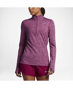 Nike | Беговая Футболка С Длинным Рукавом Dry Element