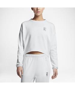 Nike   Теннисная Футболка С Длинным Рукавом Court