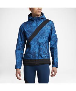 Nike | Беговая Куртка Nikelab Gyakusou Camo Leaf