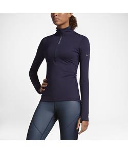 Nike | Женская Футболка Для Тренинга С Длинным Рукавом Pro Hyperwarm