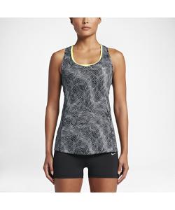 Nike | Беговая Майка С Принтом Dry Miler