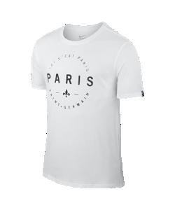 Nike | Мужская Футболка Paris Saint-Germain Squad