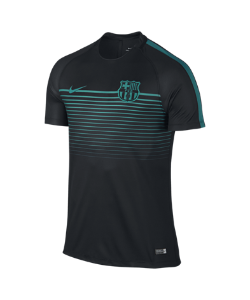 Nike | Игровая Футболка С Коротким Рукавом Fc Barcelona Squad