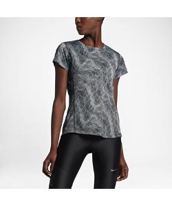 Nike | Беговая Футболка С Коротким Рукавом Dry Miler