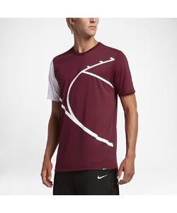 Nike | Баскетбольная Футболка Court Graphic