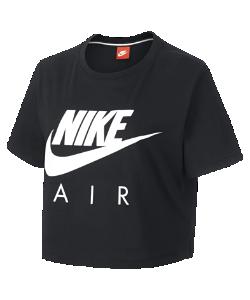 Nike | Укороченная Футболка Air