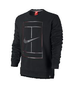 Nike | Свитшот С Длинным Рукавом Court Fleece