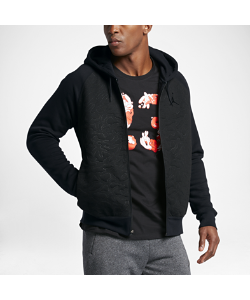 Nike | Худи С Полноразмерной Молнией Air Jordan 3 Fleece
