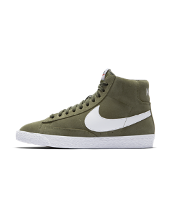 Nike | Женские Кроссовки Blazer Mid Suede