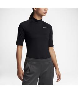 Nike | Женский Топ Для Гольфа Merino Wool Mock