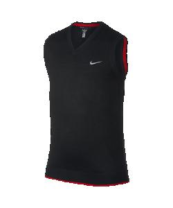 Nike | Мужской Жилет Для Гольфа Tw Wool Sweater