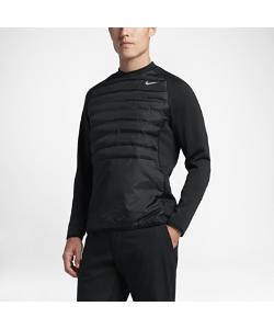 Nike | Мужская Толстовка Для Гольфа Aeroloft Hyperadapt Crew