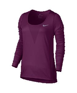 Nike | Беговая Футболка С Длинным Рукавом Zonal Cooling Relay