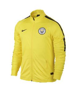 Nike | Футбольная Куртка Manchester City Fc