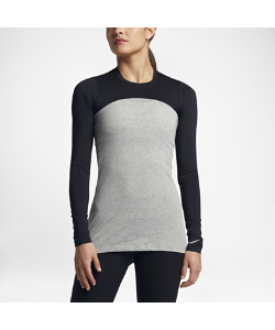 Nike | Футболка Для Гольфа Dry Uv Cropped Baselayer