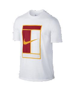 Nike | Футболка Nikecourt Heritage Logo