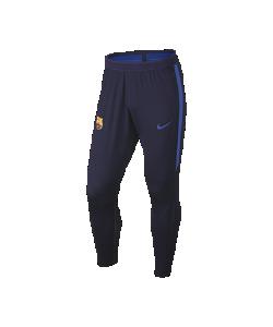 Nike | Мужские Футбольные Брюки Fc Barcelona Strike Flex