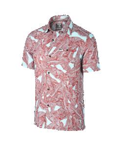 Nike | Рубашка С Коротким Рукавом Hurley Lush